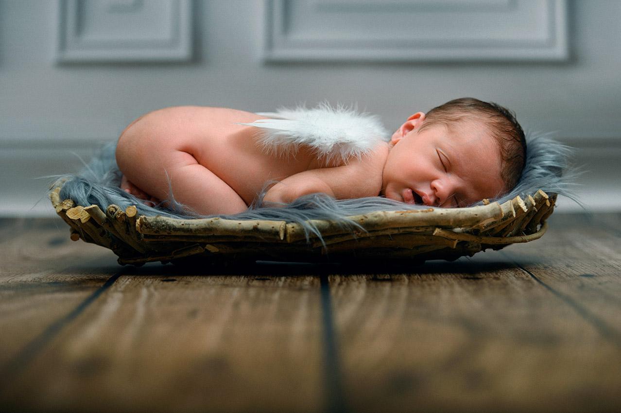 Photographie de Nouveau Né © Sylvain Gelineau - Toulouse