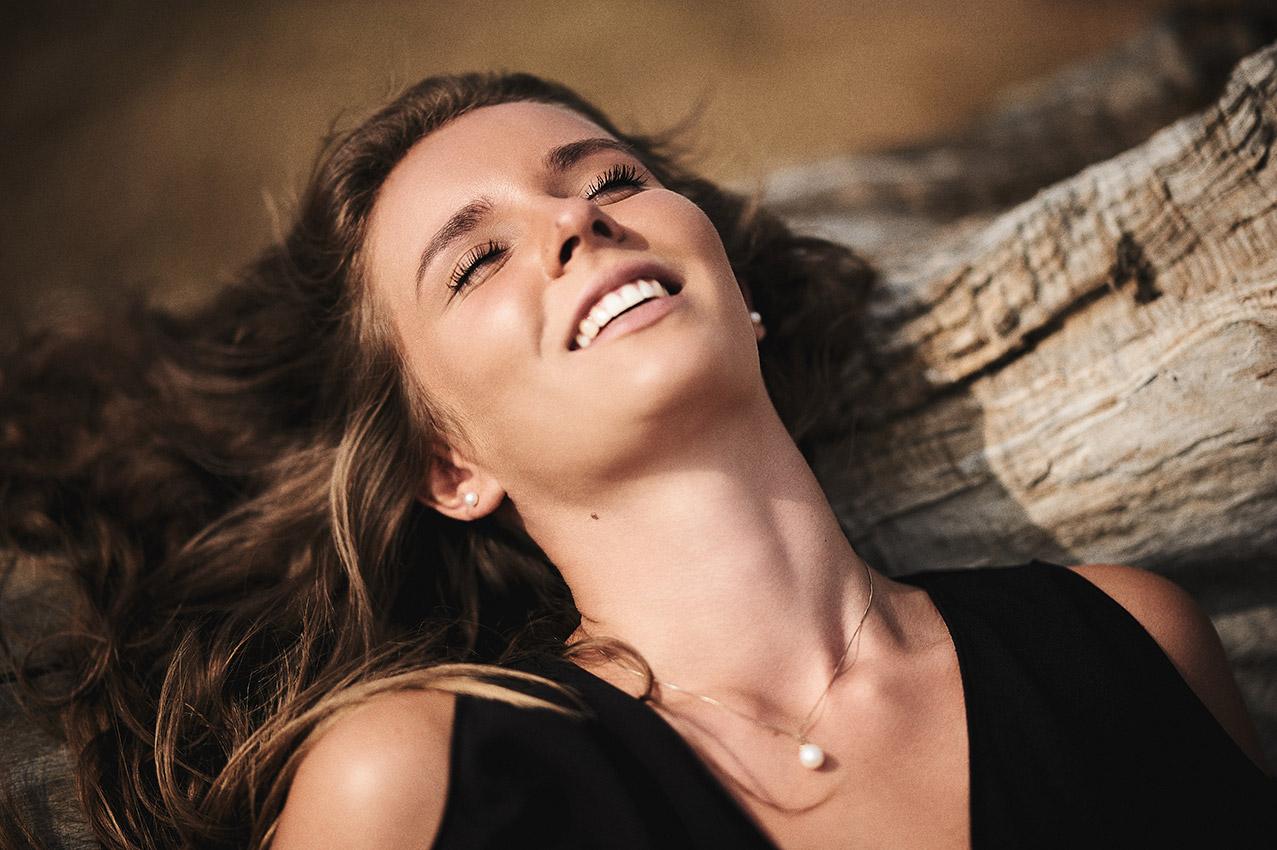 Shooting Femme Portrait Studio ou Lifestyle © Sylvain Gelineau Photographe Portraitiste Toulouse