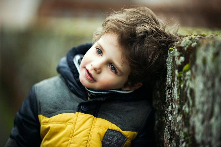 Photographie de Bébé et Enfant © Sylvain Gelineau Photographe Toulouse