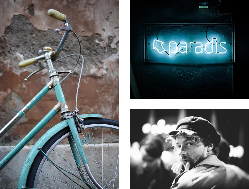 Street Photography Grid © Sylvain Gelineau Photographe Toulouse