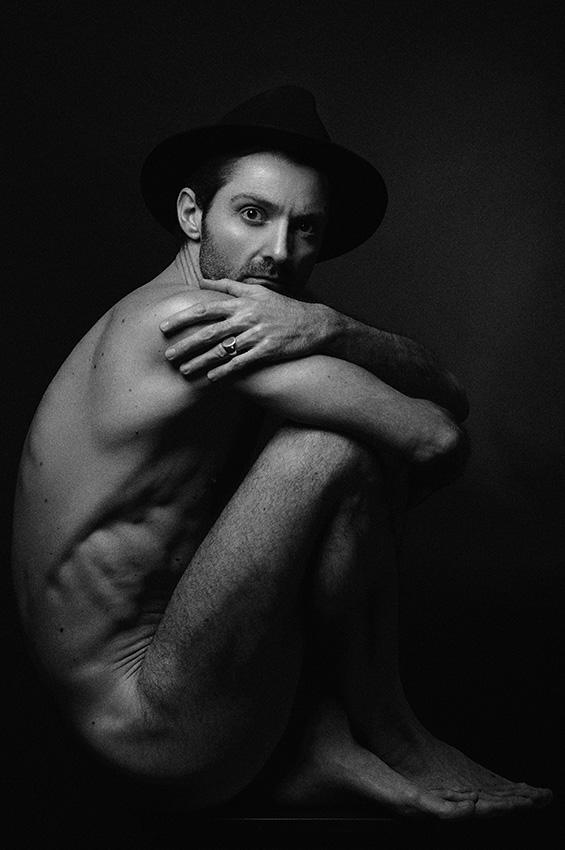 Nu au chapeau © Sylvain Gelineau Photographe Toulouse