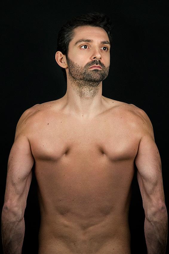Autoportrait © Sylvain Gelineau Photographe Toulouse
